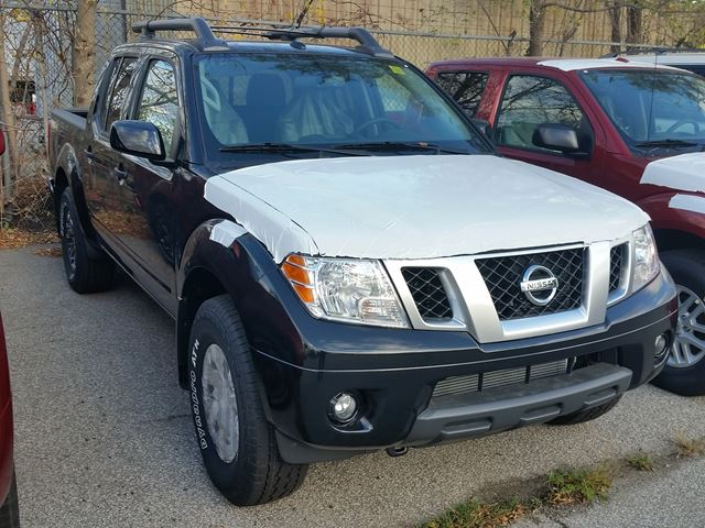 2018 Nissan Frontier Pro 4x Black For 40058 In Toronto