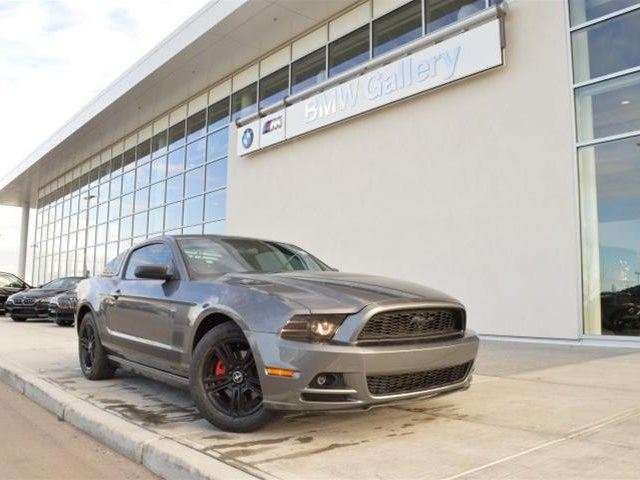 2013 FORD MUSTANG Base 2D Coupe in Calgary, Alberta