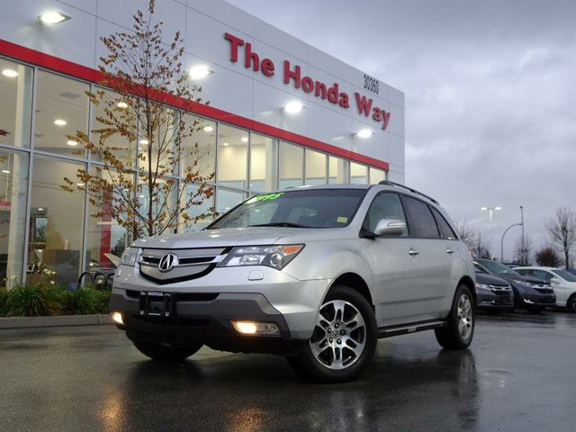 2007 ACURA MDX Tech Package in Abbotsford, British Columbia