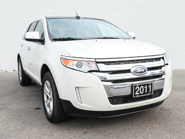 2011 FORD EDGE SEL 4D Utility AWD in Penticton, British Columbia