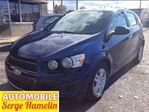 2013 Chevrolet Sonic LT Auto in Chateauguay, Quebec
