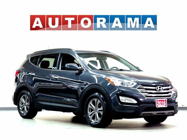 2016 HYUNDAI Santa Fe SPORT PKG AWD BACKUP SENSOR in North York, Ontario