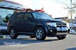 2010 Ford Escape Fully loaded, Bluetooth, Backup Camera! in Richmond, British Columbia