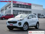 2017 Kia Sportage LX AWD...BUSINESS IN THE FRONT PARTY IN THE BAC in Grimsby, Ontario