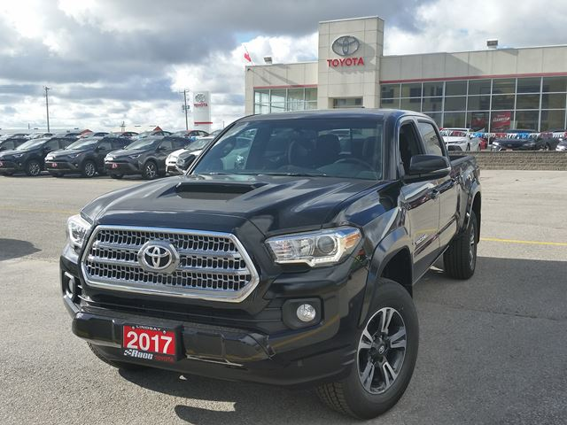 new 2017 toyota tacoma trd sport lindsay. Black Bedroom Furniture Sets. Home Design Ideas