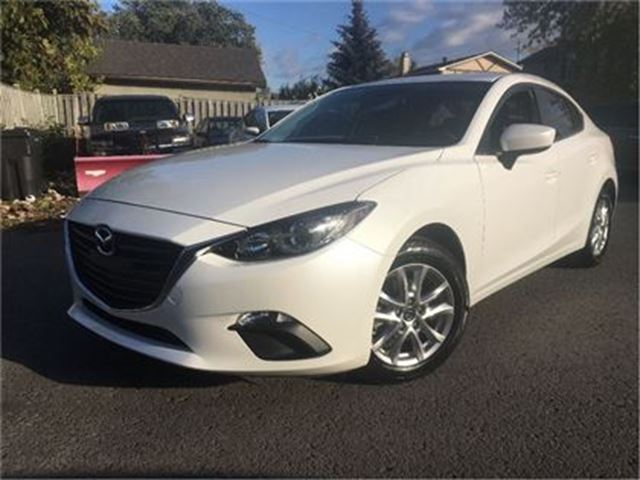 2015 MAZDA MAZDA3 GS BACK UP CAMERA HEATED FRONT SEATS MAGS in St Catharines, Ontario
