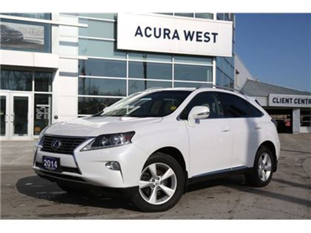 2014 LEXUS RX 350 - in London, Ontario