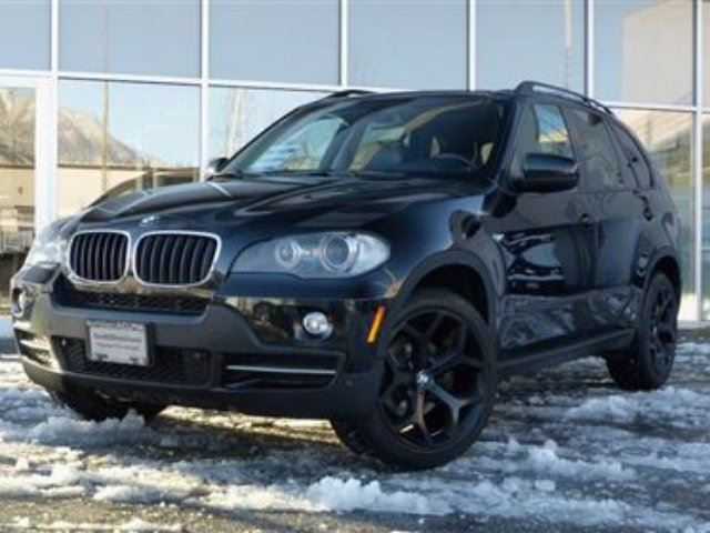 2008 BMW X5 3.0si in North Vancouver, British Columbia