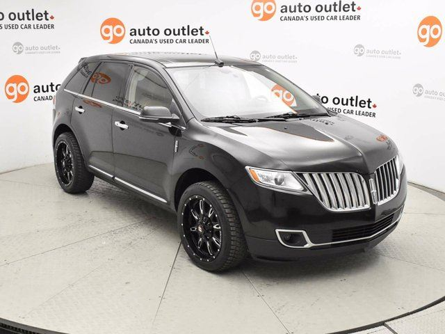 2013 LINCOLN MKX Base All-wheel Drive in Edmonton, Alberta