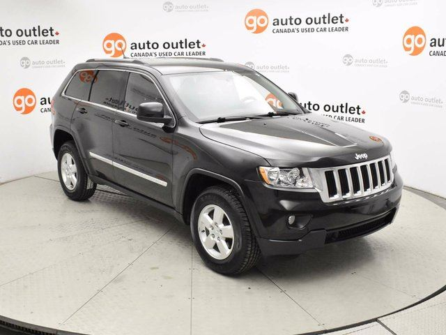 2013 jeep grand cherokee laredo 4x4 black go auto outlet. Black Bedroom Furniture Sets. Home Design Ideas