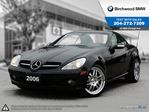 2006 Mercedes-Benz SLK-Class 3.0L in Winnipeg, Manitoba