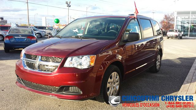 2017 Dodge Grand Caravan SXT Stow'N Go in Chicoutimi, Quebec