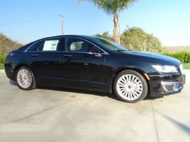 2017 Lincoln Mkz Reserve Awd Black Lease Busters Wheels Ca