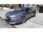 2016 Nissan Maxima SL with Leather, Navigation + + + in Mississauga, Ontario