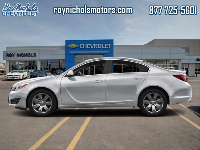 2017 Buick Regal Sport Touring in Courtice, Ontario