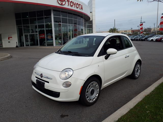 2012 FIAT 500 Pop in Aurora, Ontario