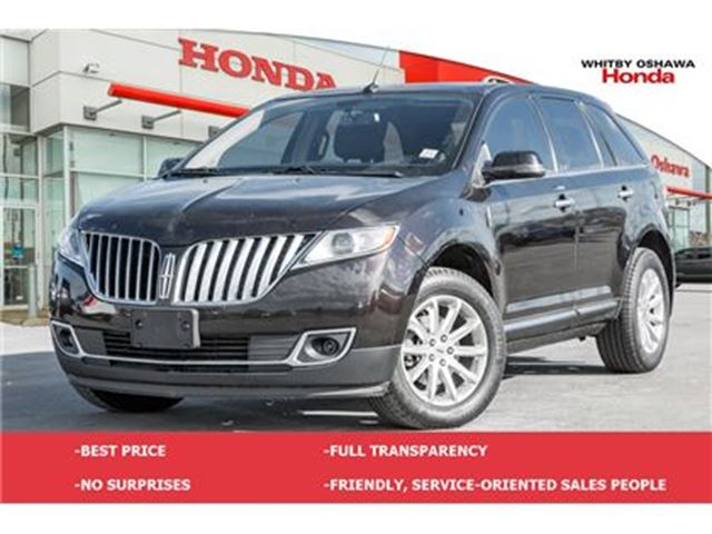 2013 LINCOLN MKX Base   Automatic in Whitby, Ontario