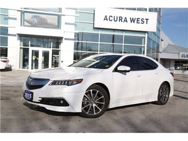 2015 ACURA TLX Elite with ground effects in London, Ontario