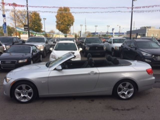 2009 bmw 3 series 328 i 328i convertible ottawa ontario. Black Bedroom Furniture Sets. Home Design Ideas