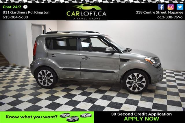 2013 KIA SOUL 4u-BLUETOOTH * BACKUP CAM * SUNROOF in Kingston, Ontario