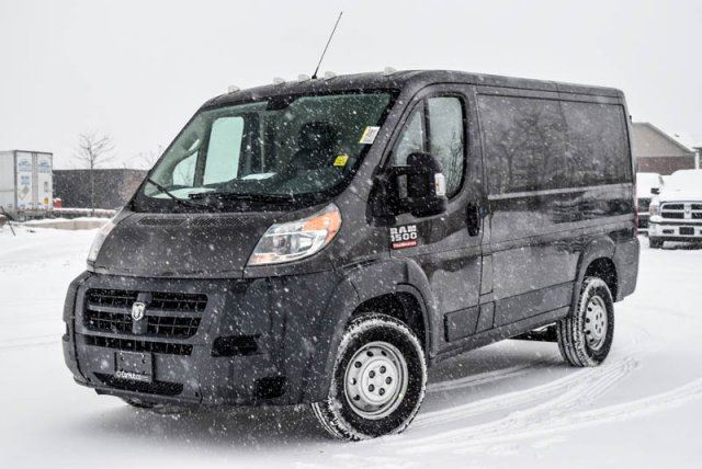 2018 RAM PROMASTER New Cargo 1500 Low Roof 118 WB in Bolton, Ontario