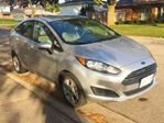 2015 Ford Fiesta 4dr Sdn SE in Mississauga, Ontario