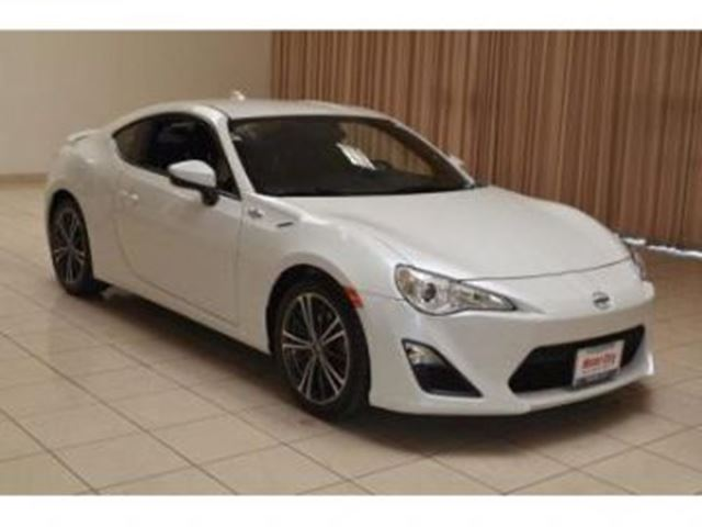 2015 SCION FR-S 2dr Cpe Man in Mississauga, Ontario