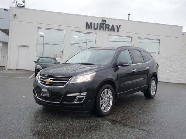 2015 CHEVROLET TRAVERSE LT in Abbotsford, British Columbia