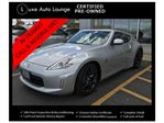 2017 Nissan 370Z ONLY 1220km!!! 6-SPEED MANUAL!! LIKE BRAND NEW!! 2 OTHERS AVAILABLE!!, 1 BLACK, 1 GREY! in Orleans, Ontario