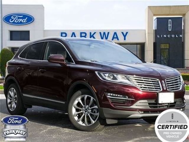 2017 LINCOLN MKC AWD  1-OWNER  ACCIDENT FREE  $308 BIWEEKLY in Waterloo, Ontario