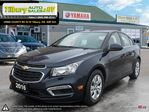 2016 Chevrolet Cruze LT 1LT. BLUETOOTH. REVERSE CAM. TOUCH SCREEN. in Tilbury, Ontario