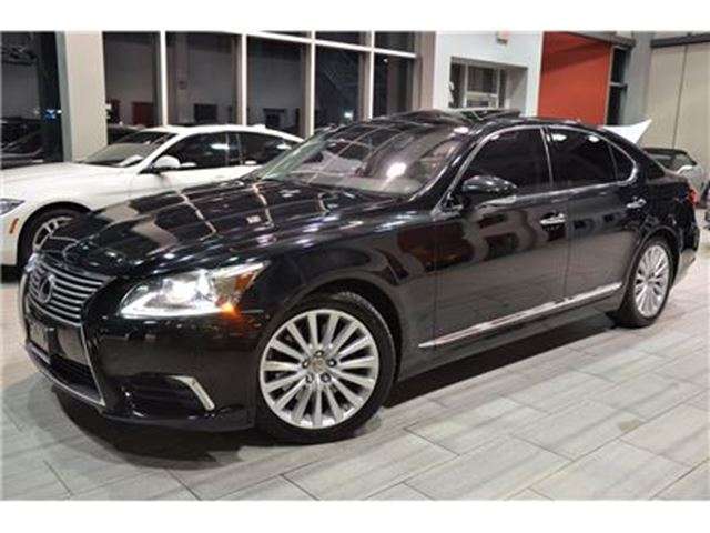 2013 LEXUS LS 460 AWD With Only 81.126 Kms! in Oakville, Ontario