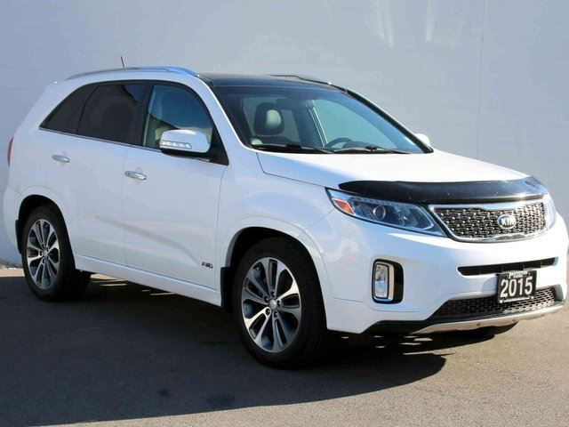 2015 KIA SORENTO SX in Kelowna, British Columbia