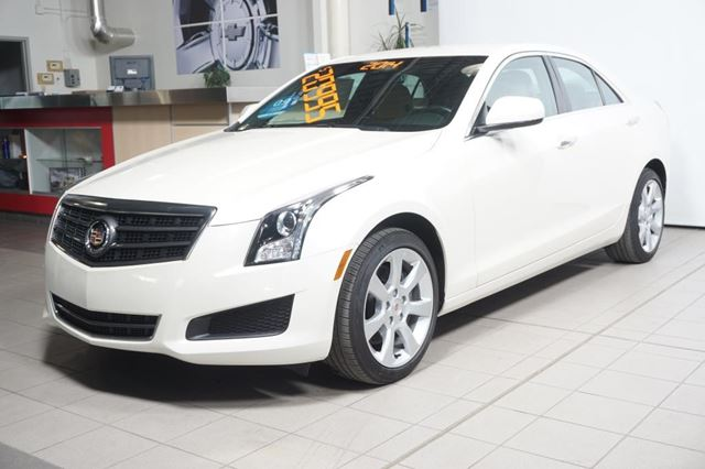 2014 CADILLAC ATS AWD in Montreal, Quebec