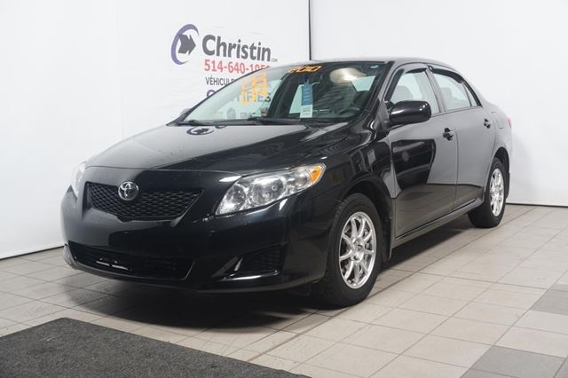 2010 TOYOTA Corolla CE in Montreal, Quebec