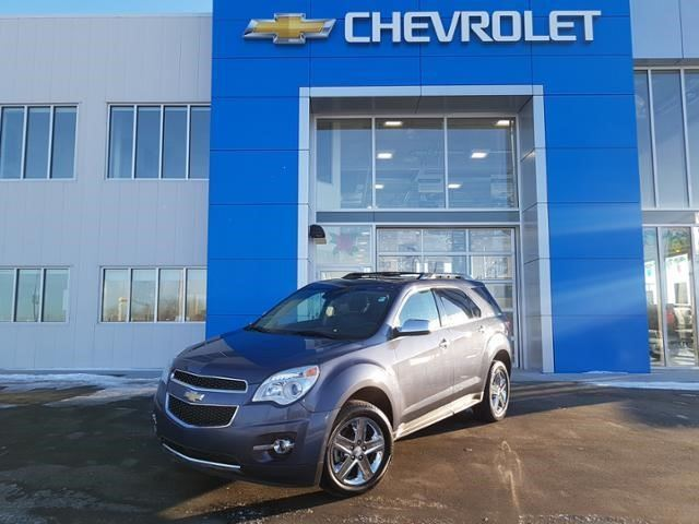 2014 Chevrolet Equinox LTZ in Cold Lake, Alberta
