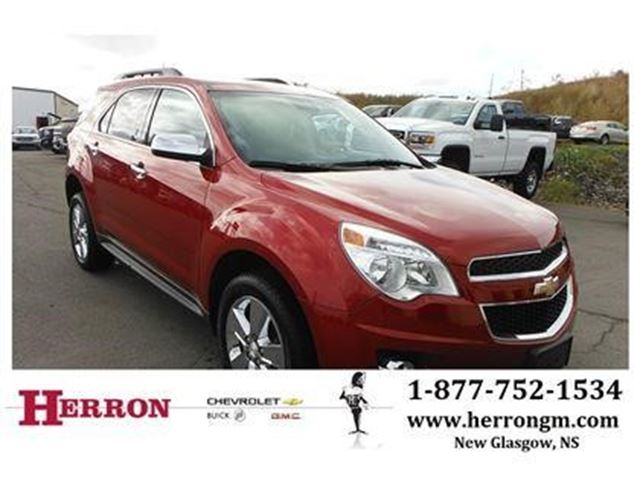 2015 CHEVROLET EQUINOX LT in New Glasgow, Nova Scotia
