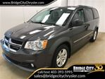 2015 Dodge Grand Caravan Crew Plus- Leather, Blind Spot, NAV! in Lethbridge, Alberta