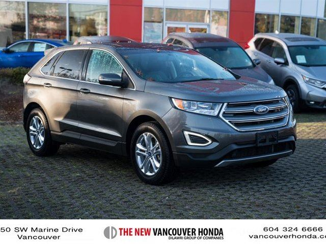 2015 FORD Edge SEL - AWD in Vancouver, British Columbia