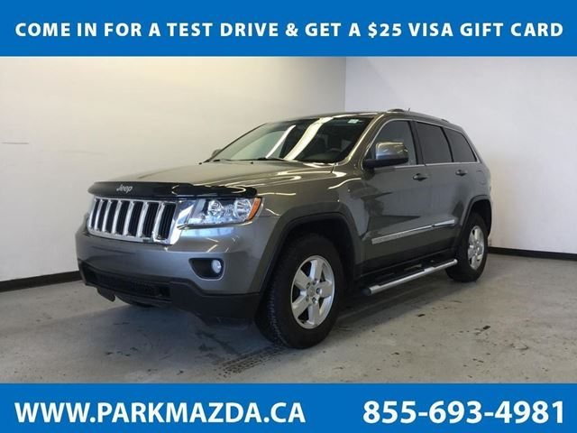 2012 JEEP Grand Cherokee Laredo in Sherwood Park, Alberta