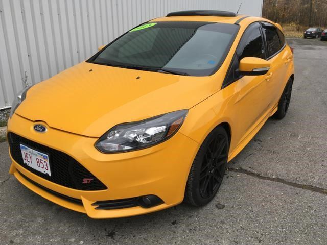 2013 Ford Focus ST in Edmundston, New Brunswick
