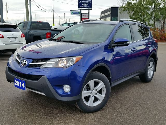 2014 Toyota RAV4 XLE Eco - Navi - Backup Camera - Low KM in Beamsville, Ontario