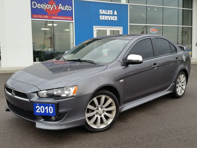 2010 MITSUBISHI LANCER GTS 5spd in Brantford, Ontario