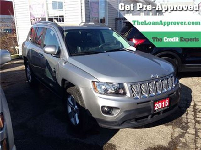 2015 JEEP COMPASS SPORT   4X4   GREAT PICK in London, Ontario