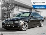 2014 BMW 5 Series 535i xDrive Premium! Technology! Local One Owner! in Winnipeg, Manitoba