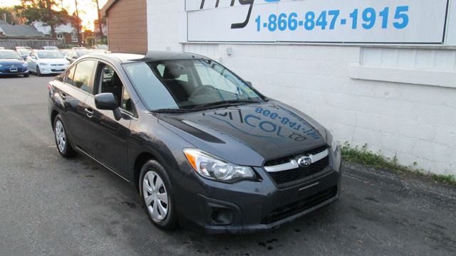 2014 SUBARU IMPREZA 2.0i in North Bay, Ontario