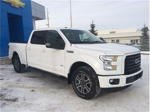 2016 FORD F-150 King Ranch in Wetaskiwin, Alberta