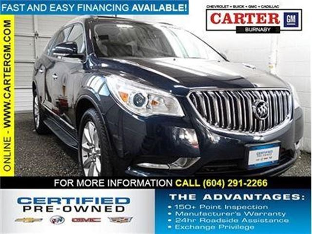 2015 BUICK ENCLAVE Premium in Burnaby, British Columbia