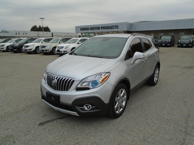 2014 BUICK ENCORE Leather in Exeter, Ontario