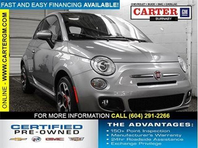 2016 FIAT 500 Sport in Burnaby, British Columbia
